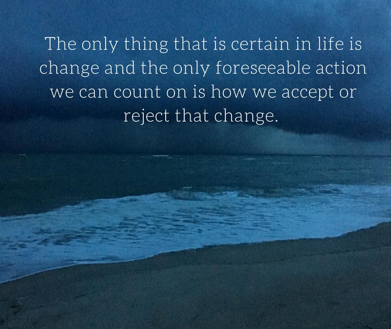The Magical Opportunities Hidden in Life Altering Change