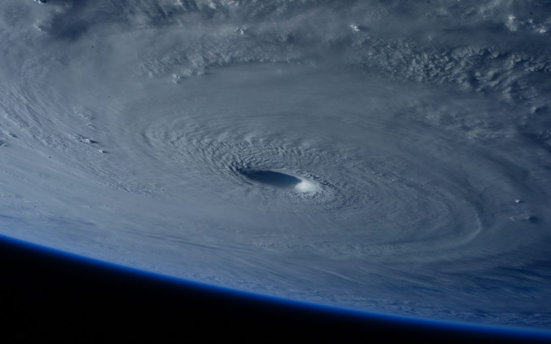 Four Hurricanes and One Earthquake in Two Months; Are We Nearing the Apocalypse?